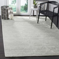 Safavieh Elements Modern Geometric Light Grey Rug - 6' x 9'