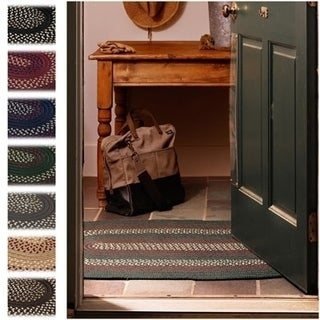 Colonial Mills Countryside Oval Accent Rug (2'6 x 4'2)