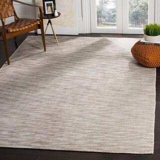 Safavieh Handmade Mirage Modern Moon Beam Wool Rug (6' x 9')