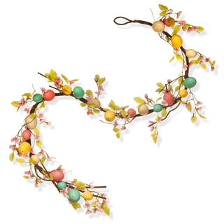 "Easter Egg Garland (72"")"
