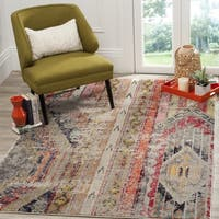 "Bernal Distressed Bohemian Rug - 6' x 9' - 6'7"" x 9'2"""