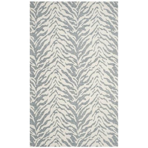 Safavieh Handmade Flatweave Marbella Pagona Modern Polyester Rug