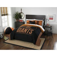 The Northwest Company MLB San Francisco Giants Grandslam Full/Queen 3-piece Comforter Set