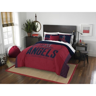The Northwest Company MLB Los Angeles Angels Grandslam Full/Queen 3-piece Comforter Set