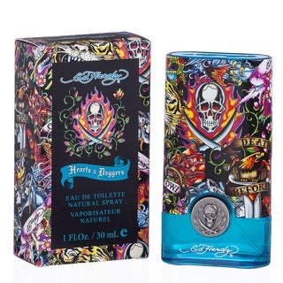 Ed Hardy Hearts and Daggers Men's 1-ounce Eau de Toilette Spray
