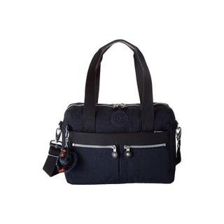 Kipling Klara True Blue Nylon Crossbody Handbag