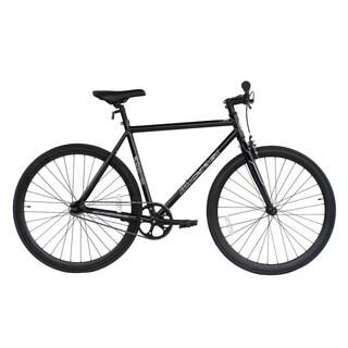 Micargi Black Aluminum Frame Unisex Road Bike