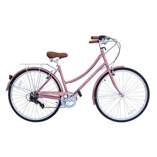 Micargi Roasca Rose Gold-tone Steel City Bike