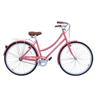 Micargi Pink Metal Single-speed 45 City Bike