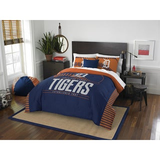 The Northwest Company MLB Detroit Tigers Grandslam Full/Queen 3-piece Comforter Set
