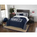 The Northwest Company MLB New York Yankees Grandslam Full/Queen 3-piece Comforter Set
