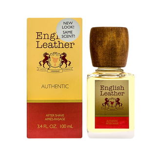 English Leather 3.4-ounce Aftershave Splash
