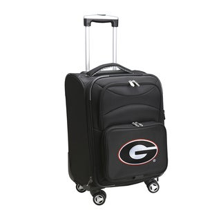 Denco Sports Georgia 20-inch Carry On 8-wheel Spinner Suitcase
