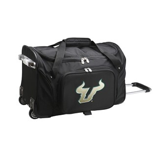 Denco Sports South Florida 22-inch Carry-on Rolling Duffel Bag