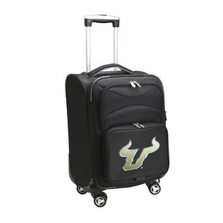 Denco South Florida 20-inch 8-wheel Carry-on Spinner Suitcase