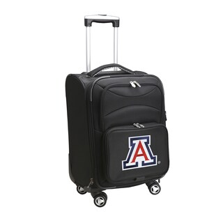 Denco Arizona 20-inch Carry-on 8-wheel Spinner Suitcase