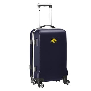 Denco Iowa 20-inch Carry On Hardside 8-wheel Spinner Suitcase