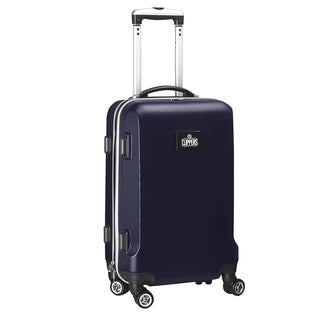 Denco Los Angeles Clippers 20-inch 8-wheel Hardside Carry-on Spinner Suitcase