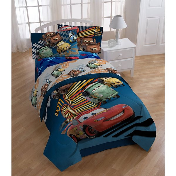 cars bedroom set shop disney cars 2 comforter set free 11000