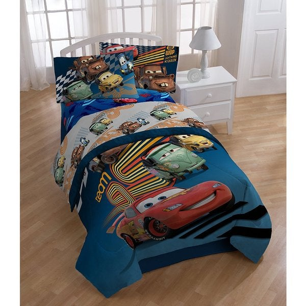 Shop Disney Cars Movie Twin 2-piece Comforter Set