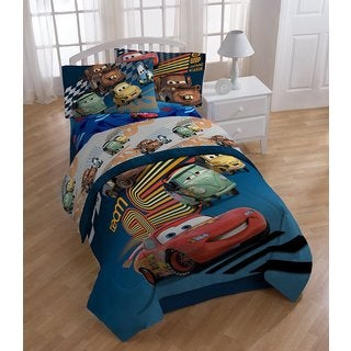Disney Cars Movie Twin 2-piece Comforter Set