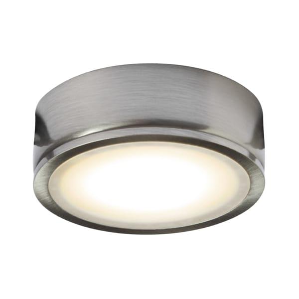 Kitchen Under Cabinet Counter Led Lighting Free Shipping: Shop DALS Lighting 4.5W 120V LED Metal Finish Under
