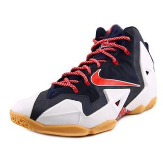 Nike Men's 'Lebron XI' Synthetic Athletic Shoes