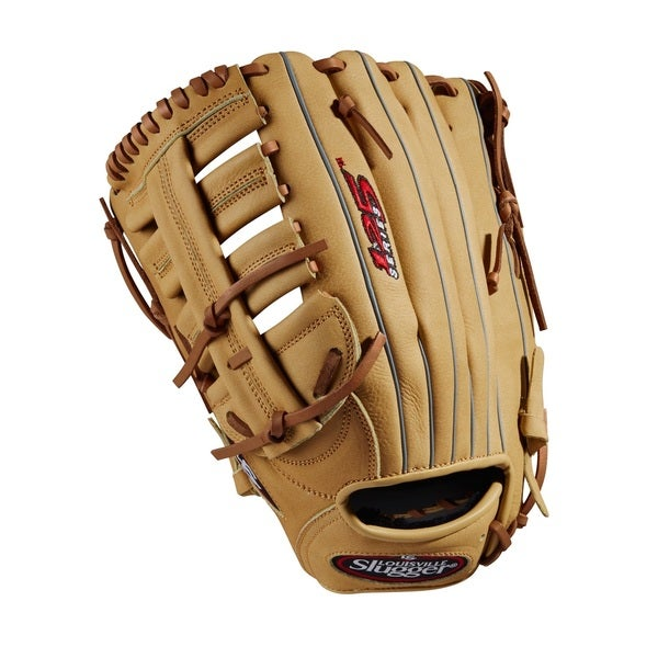 Louisville Slugger Yellow Leather 12.5-inch Baseball Glove
