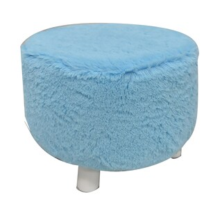 Kendell Furry Ottoman (2 options available)