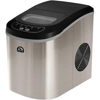 Igloo Stainless Steel Compact Ice Maker
