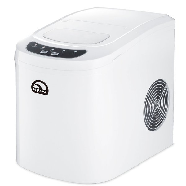 Igloo Countertop Ice Maker Reviews : Igloo White Portable Countertop Ice Maker - Free Shipping Today ...