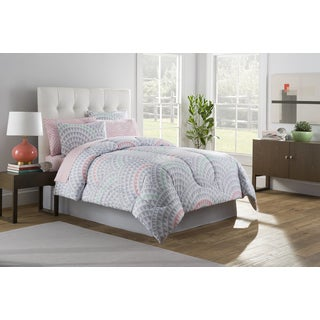 Style Decor Alexa 8-piece Bed-in-a-Bag Comforter Set