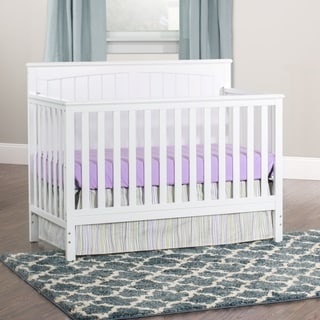 Child Craft Sheldon Wood/Veneer 4-in-1 Convertible Crib
