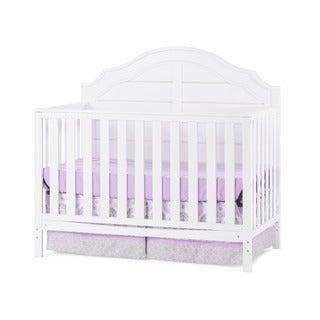 Link to Child Craft 'Penelope' White Wood 4-in-1 Convertible Crib Similar Items in Kids' & Toddler Furniture