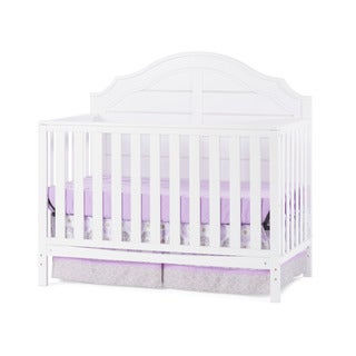 Child Craft 'Penelope' White Wood 4-in-1 Convertible Crib