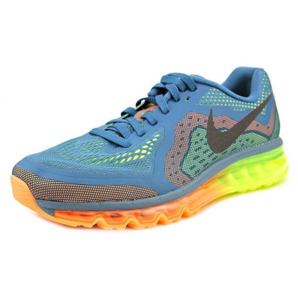 a663dbace60e Shop Nike Men s  Air Max 2014  Multicolored Mesh and Rubber Athletic ...