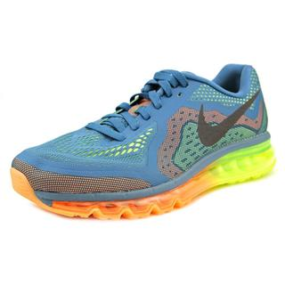 Nike Men's 'Air Max 2014' Multicolored Mesh and Rubber Athletic Shoes