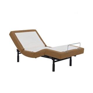 King Size Adjustable Bed Base Split Horizontally