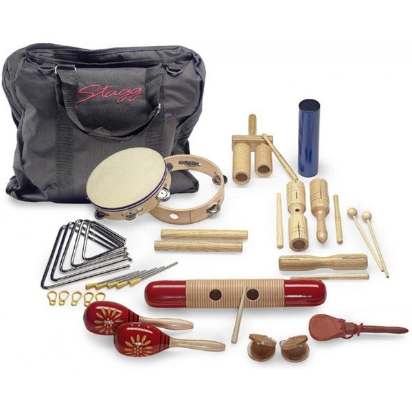 Stagg CPJ-05 Junior Percussion Kit with Bag