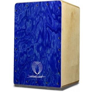 La Rosa Percussion Pedra Gea Signature Series Blue Cajon