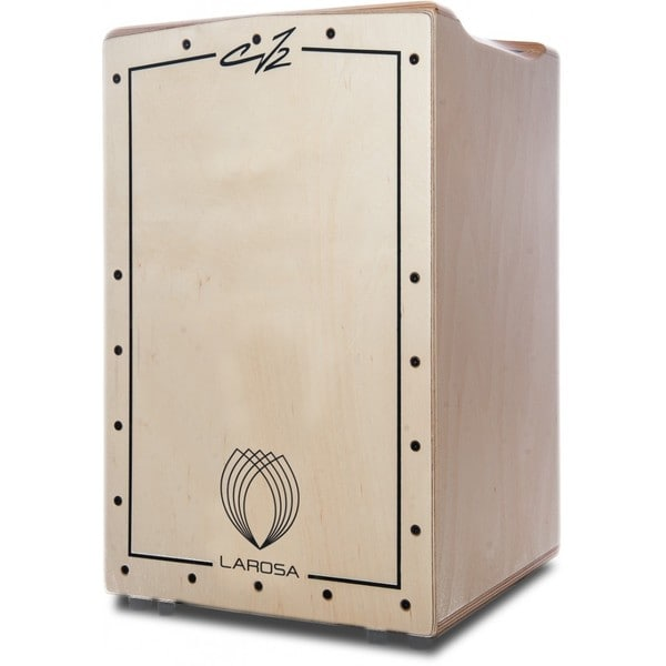 La Rosa Percussion Custom 12 Professional Series Birch Plywood Cajon
