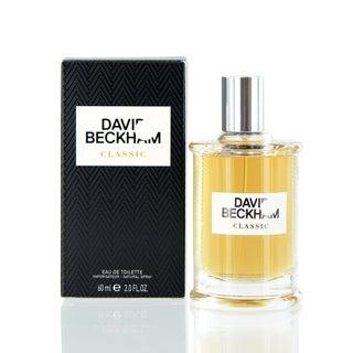 David Beckham Classic Men's 2-ounce Eau de Toilette Spray