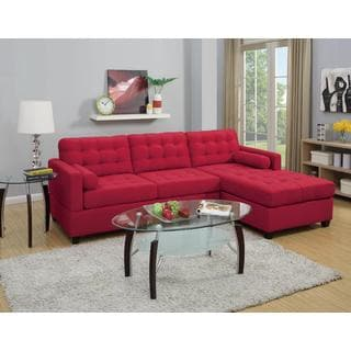 Red Sectional Sofas Shop The Best Deals For Apr 2017