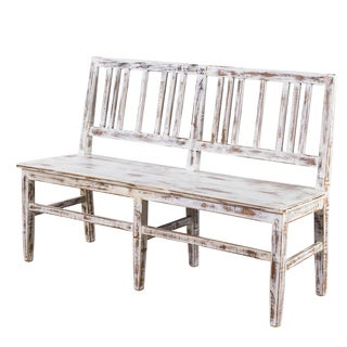 Buffed Strata Mission 3-Seat Bench (India)