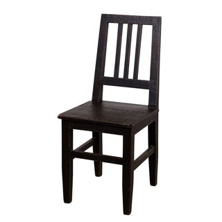 Pitched Coal Mission Dining Chair (India)