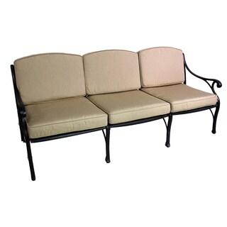 Lattice Work Deep Seating Sofa