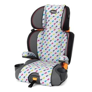 Chicco KidFit Zip 2-1 Belt-Positioning Gem Booster Seat