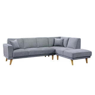 Grey Sectional Sofas Shop The Best Deals For Feb 2017