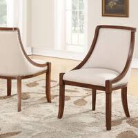 Abbyson Brompton Dining Chair