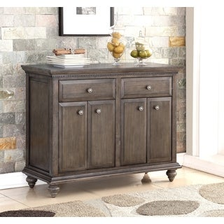ABBYSON LIVING Marseilles City Grey Dining Buffet
